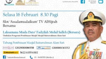 Assalamualikum TV Al-Hijrah